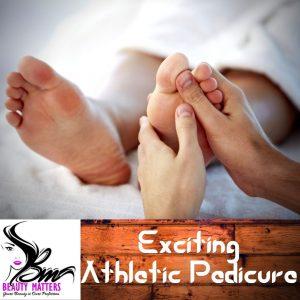 Athletic Pedicure